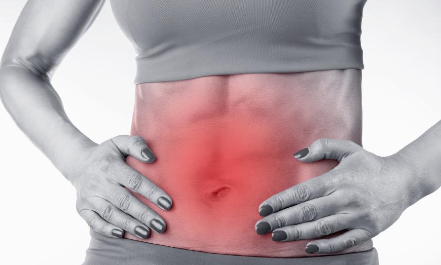 как бороться с жиром на животе
