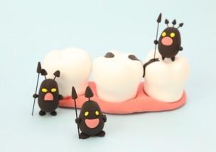 歯垢と歯周病菌
