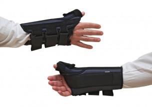 手首の骨折と捻挫の違い