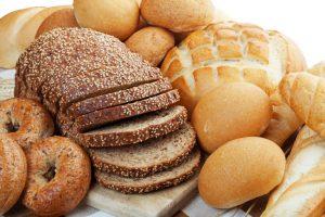 パン-炭水化物