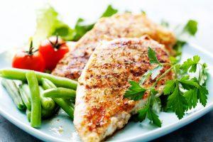 タンパク質-鶏肉