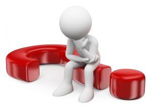 腰痛を症状を質問