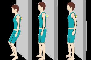 肩こりの筋膜リリース3-3
