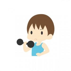 運動で骨を強くする