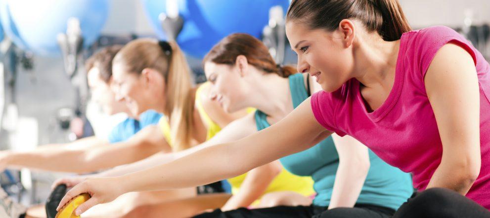 筋肉痛予防のストレッチ