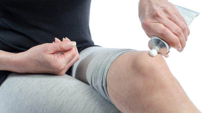 筋肉痛の塗り薬