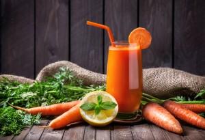 野菜でミネラル補給