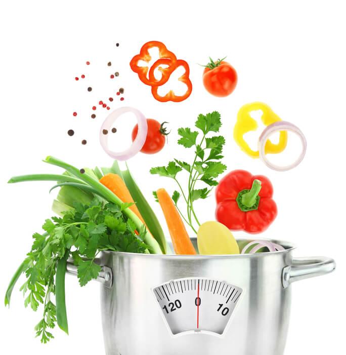 コレステロールを下げる食品