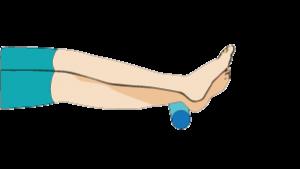 足底筋膜炎のリリース