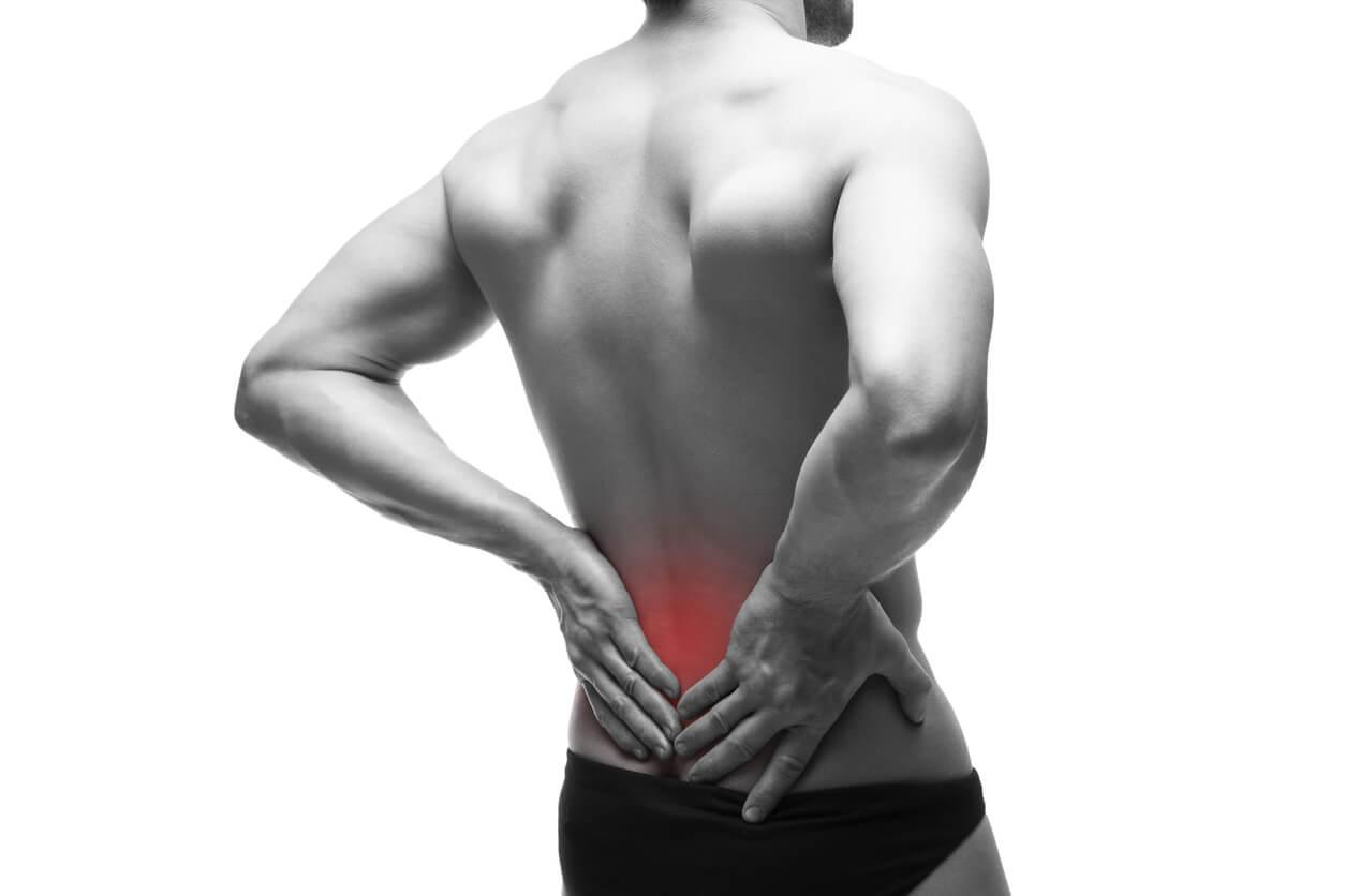腰痛の筋膜リリース