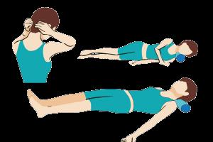 頭痛解消の筋膜リリース3