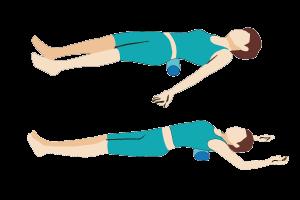 慢性疲労回復の筋膜リリース