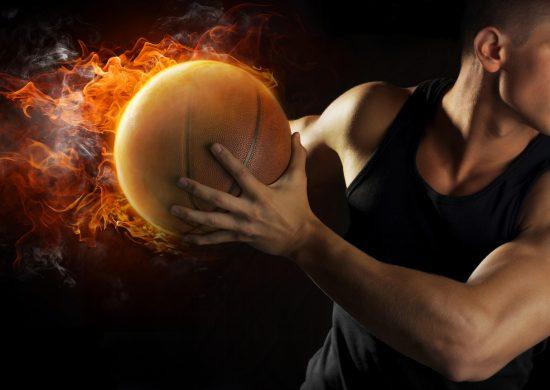 バスケットボールと怪我