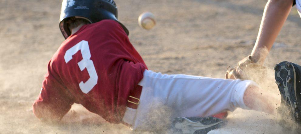野球と怪我