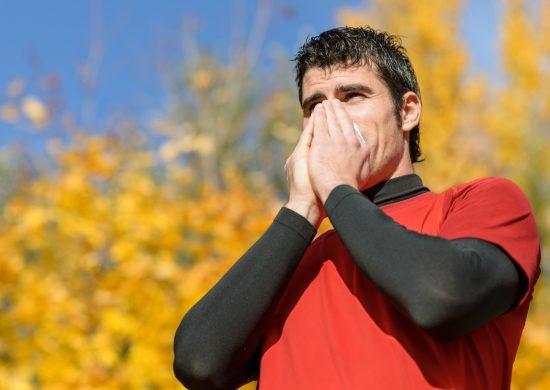 スポーツ選手と風邪