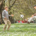 シニアサッカーの健康効果!骨密度・骨粗鬆症・糖尿病が改善
