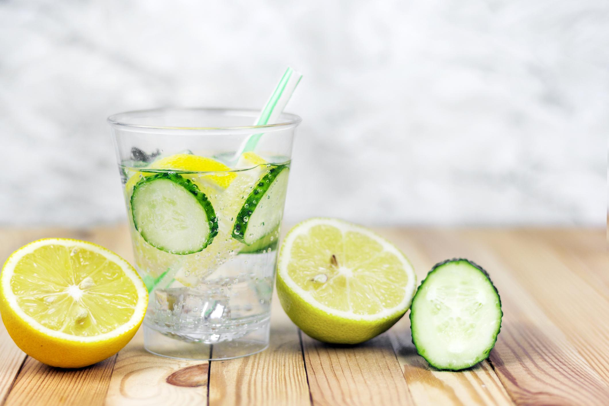 即席の経口補水液