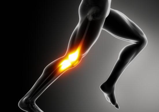 ひざの筋膜リリース
