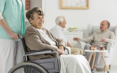 米国高齢者施設でのHMB試験